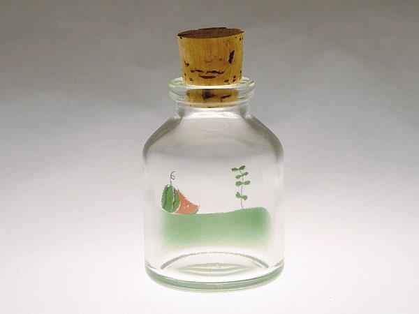 画像2: スイカ村のしあわせボトル