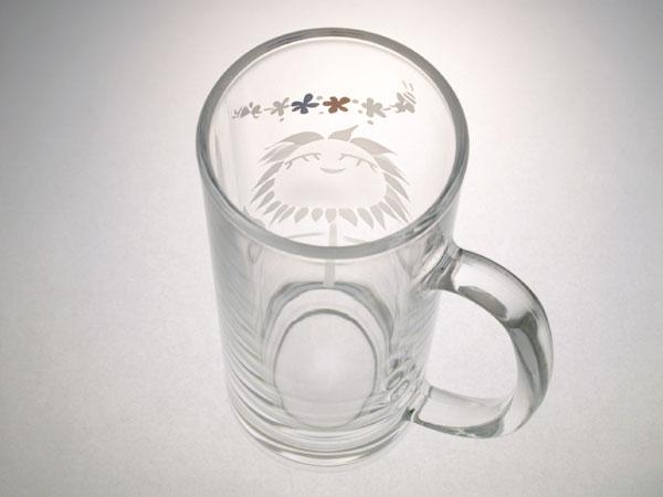 画像2: はなちゃんの乾杯ジョッキ(花輪)