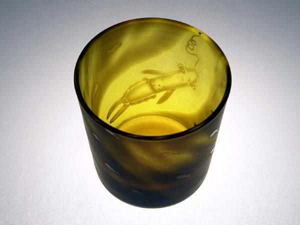 画像1: キウリンのオールドグラス(昔版)