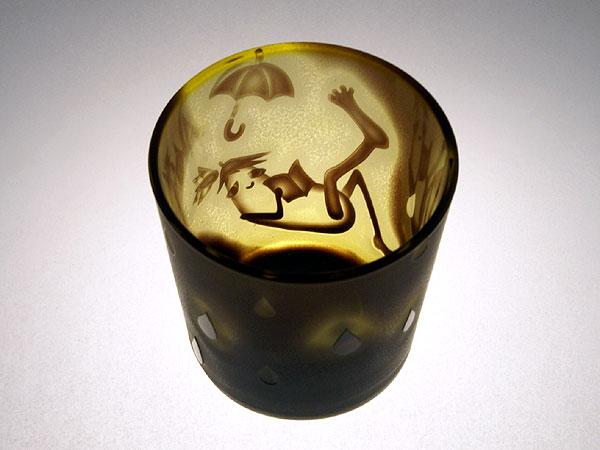 画像1: ナスオのオールドグラス(昔版)