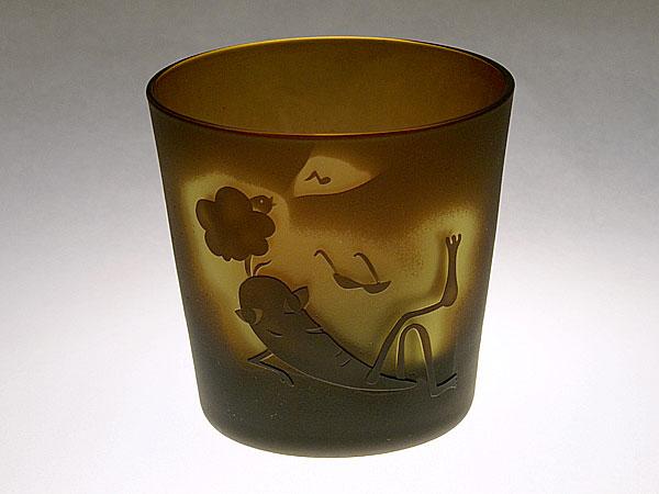 画像2: ニンジンのオールドグラス