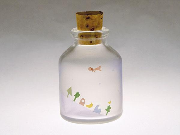 画像1: タレ耳ウサギのしあわせボトル