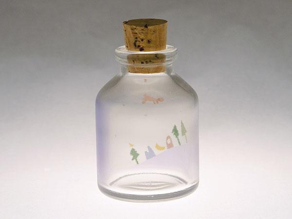 画像2: タレ耳ウサギのしあわせボトル