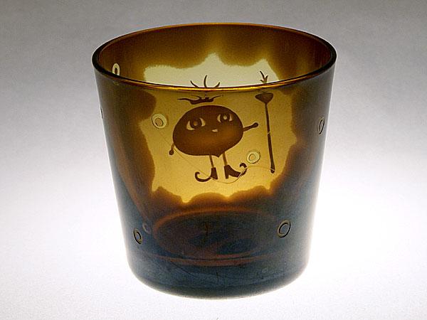 画像3: トマト王子のオールドグラス